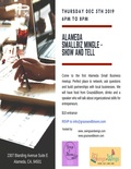 Flier for Small Business Mixer