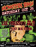 Flier for Monster Bash
