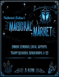 Flier for Magickal Market