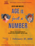 Flier for Age is just a Number